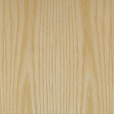 Ash, White, Flat Cut