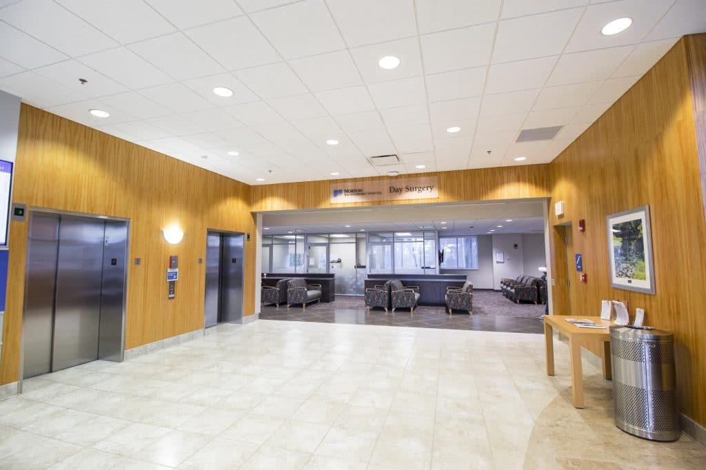 Louisville - Norton Medical Plaza - (CW) FC Red Birch